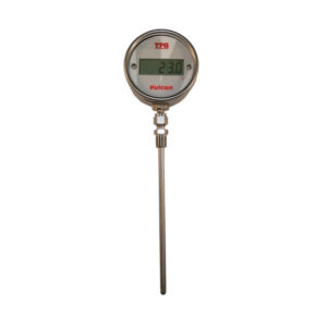 Temperature Probes with Gauge